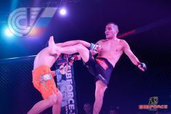 Студент РГУФКСМиТ Бусеев Вадим победил пятикратного чемпиона Китая по ММА