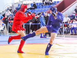 Алексей Иванов стал чемпионом России по боевому самбо
