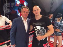 Триумфальная победа Алексея Иванова в Сочи